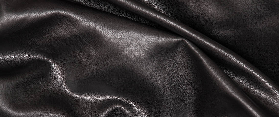 Suede and leather